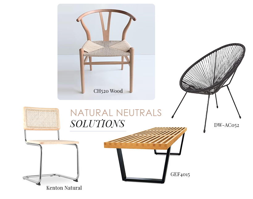 Natural Neutrals Solutions