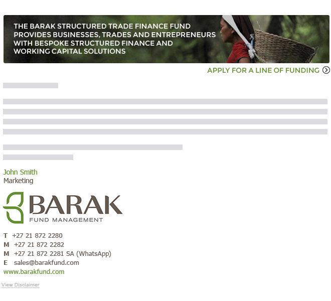 Barak-Fund