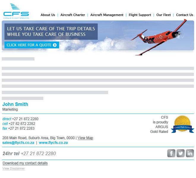 Comair Flight Services