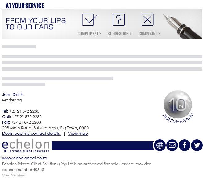 Echelon-PCI