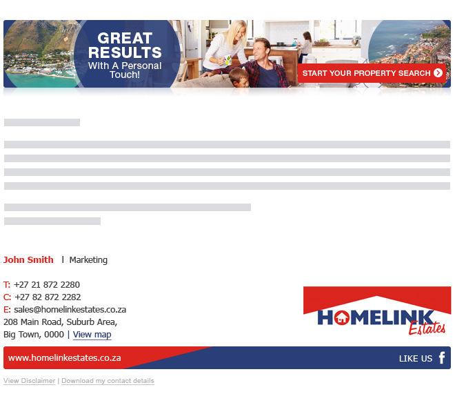 Homelink Estates