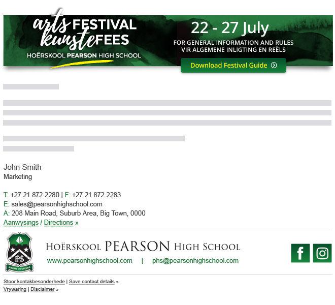 PearsonHS