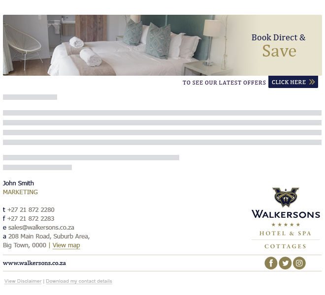 Walkersons Hotel & Spa